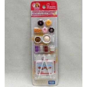 商商品解説■リカちゃんミスタードーナツショップシリーズのこものセットです。 別売りのミスタードーナツ...