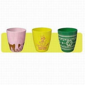 商品解説■パーティーやキャンプで使いたくなるアイルーたちのかわいい雰囲気をチョイスしたカラフルカップ...