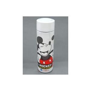 中古マグカップ・湯のみ(キャラクター) ミッキーマウス(90周年記念デザイン) アートオリジナルボトル 「ディズニー」 アート suruga-ya