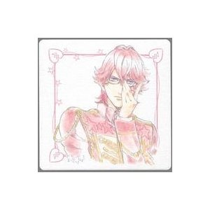 中古コースター(キャラクター) 鳳瑛一 手描きイラストコースター 「劇場版 うたの☆プリンスさまっ♪ マジLOVE suruga-ya