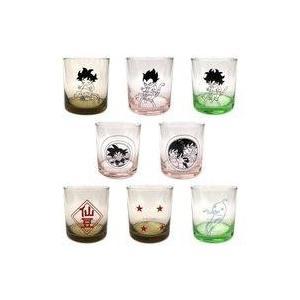中古マグカップ・湯のみ 全8種セット カラーグラス 「一番くじ ドラゴンボール EXTREME SAIYAN」 E賞|suruga-ya
