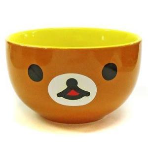 中古皿・茶碗(キャラクター) リラックマ ほっこりボウル 「リラックマ」 ローソン限定 2015年 春のリラックマフ|suruga-ya
