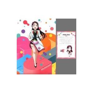 中古クリアファイル 桜内梨子 A4クリアファイル&メッセージカード 「ラブライブ!サンシャイン!! ...