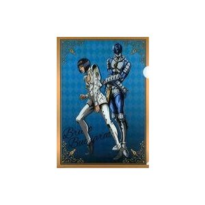 商品解説■「LUMINE × JOJO」タイアップキャンペーンにて販売された『A4クリアファイル』が...