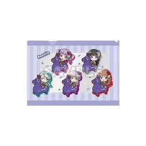 新品クリアファイル Roselia A4クリアファイル ロディver. 「BanG Dream! ガ...