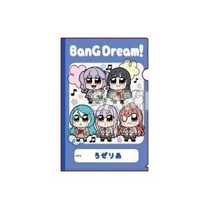 新品クリアファイル Roselia A4クリアファイル 「大川ぶくぶ×BanG Dream!」