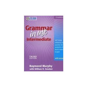 中古洋書 ≪洋書≫ CD付)Grammar in Use Intermediate THIRD EDITION / Raymond Murph|suruga-ya