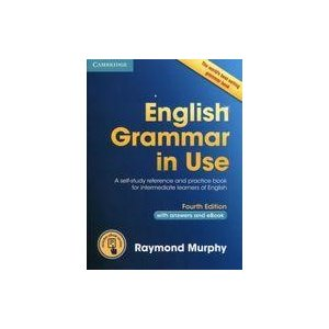 中古洋書 ≪洋書≫ English Grammar in Use Book with Answe|suruga-ya