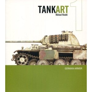中古洋書 ≪洋書≫ TANK ART Vol. 1 WWII German Armor / Michael Rinaldi|suruga-ya
