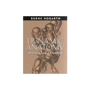 中古洋書 ≪洋書≫ Dynamic Anatomy: Revised and Expanded Edition / Burne Hogarth|suruga-ya