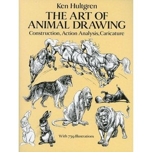 中古単行本(実用) ≪洋書≫ The Art of Animal Drawing / KenHultgren|suruga-ya