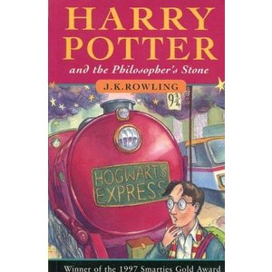 中古単行本(実用) ≪洋書≫ Harry Potter and the Philosopher's Stone / J・K・ローリング|suruga-ya