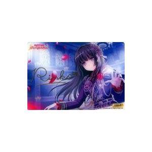 中古アニメ系トレカ 035-P : 白金燐子(金箔押しキャラクターサイン入り)