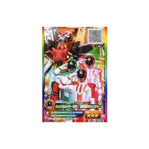 中古スーパー戦隊データカードダス 5-004 [☆☆☆] : グッドクルカイザーVSX/警察戦隊パト...