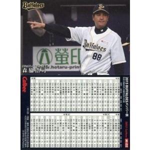 スポーツ/メンバー表カード/2015プロ野球チップス第2弾 分類:オリックス/レア度:メンバー表カー...
