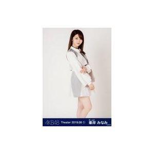 中古生写真(AKB48・SKE48) 峯岸みなみ/膝上/AKB48 劇場トレーディング生写真セット2019.August1 「2019.08」|suruga-ya