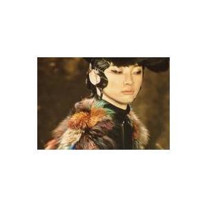 中古生写真(男性) 和合真一/横型・バストアップ・衣装黒・茶色・帽子・右向き・目線下/映画「遮那王 ...
