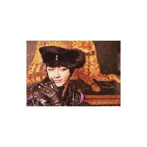 中古生写真(男性) 和合真一/横型・バストアップ・衣装黒・紫・帽子・左手顎・目線右/映画「遮那王 お...