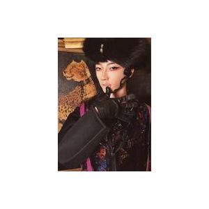 中古生写真(男性) 和合真一/上半身・衣装黒・紫・帽子・左向き・右手パー顎/映画「遮那王 お江戸のキ...