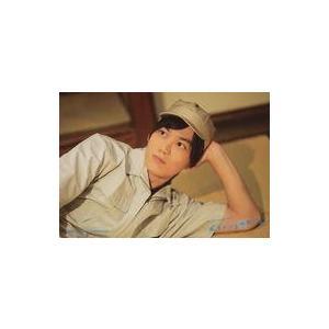 中古生写真(男性) 劇団Patch/田中亨(奥菜)/横型・バストアップ・寝そべり/「Patch st...