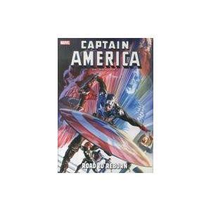 中古アメコミ キャプテン・アメリカ:ロード・トゥ・リボーン / エド・ブルベイカー|suruga-ya