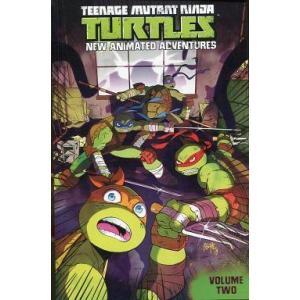 中古アメコミ Teenage Mutant Ninja Turtles: New Animated Adventures(2) / Dario B|suruga-ya
