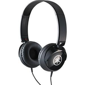 ヤマハ YAMAHA ヘッドホン ブラック HPH-50B コンパクトでシンプルな外観と本格的な音質...