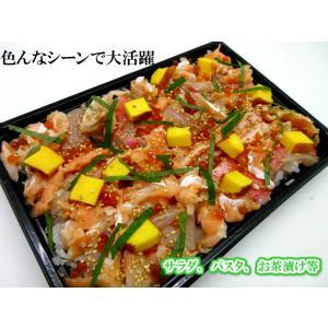 いろんな用途で使用 寿司ネタ アトランティックサーモン端材200g 業務用 生食用 すしねた さーも...
