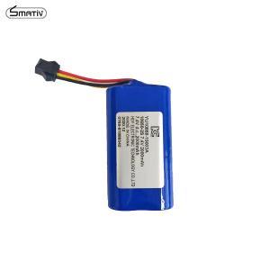 電動モップ 電動 モップ 軽量 電動モップクリーナー 回転式モップクリーナー 交換用バッテリー ブルー 日本正規メーカー Smativ+ susumu
