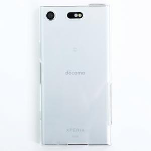 Xperia XZ1 Compact 透明TPU  エクスペリアXZ1 XperiaXZ1compact シリコン 耐衝撃 吸収 エックスゼットワン コンパクト so02k|susumu