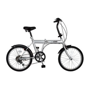 ACTIVE911 ノーパンクFDB20 6S ノーパンク自転車|suteki-catalog