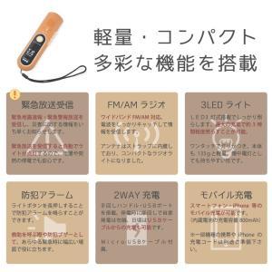 防災多機能ラジオライト EBRL-301 緊急放送対応 suteki-catalog 04