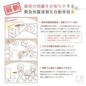 防災多機能ラジオライト EBRL-301 緊急放送対応 suteki-catalog 06