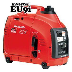 HONDAインバーター発電機(EU9i)超小型・超低騒音|suteki-catalog