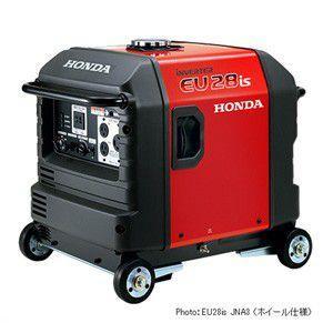 HONDAインバーター発電機(EU28is) <ホイール仕様>JNA3|suteki-catalog