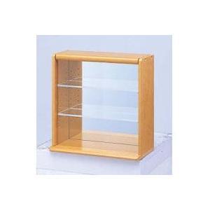CCM-001 ナカバヤシ コレクションケース ミニ 透明アクリル棚板タイプ LS(ライトブラウン)(家具 ラック その他)|suteki-roseyrose