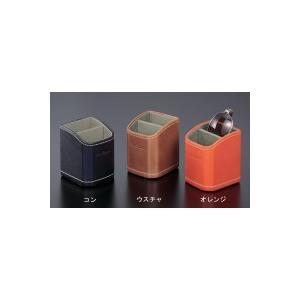 Buttero(ブッテーロ) 2本入れ メガネ収納スタンド  EL-300 コン(収納用品)|suteki-roseyrose