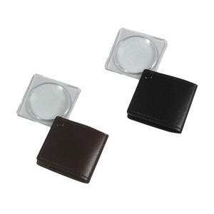 携帯用ポケットルーペ 3.5倍 RK-33P P黒(デジタルカメラ)|suteki-roseyrose