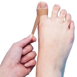 外反母趾 テーピング 簡単 テープ グッズ 親指を支えるテープ 足指用(矯正グッズ)|suteki-roseyrose