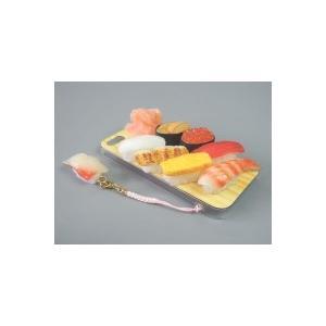 日本職人が作る  食品サンプルiPhone5ケース ミニチュア寿司  ストラップ付き  IP-211(PC・携帯関連)|suteki-roseyrose