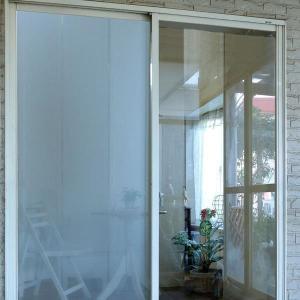 Achillesアキレス 窓ガラス用 遮熱&UVカットフィルム 厚み0.2mm 幅98×長さ180cm (半透明タイプ) 2本組(UV対策グッズ)|suteki-roseyrose
