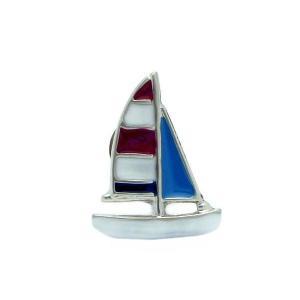 SWANK(スワンク) ヨットのピンズ P0143(アクセサリー)|suteki-roseyrose
