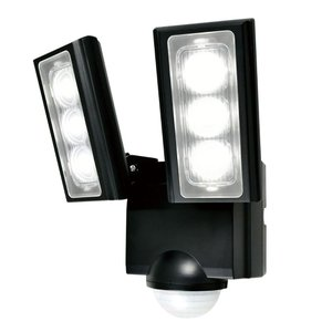 ELPA(エルパ) 屋外用LEDセンサーライト 乾電池式 ESL-312DC(ガーデニング・花・植物・DIY)|suteki-roseyrose
