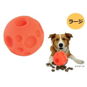 正規輸入品 カナダ Omega Paw社製 トリッキートリートボール ラージ TTLG sutekihiroba