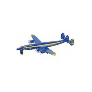 Schuco Aviation L-1049G アメリカ海軍 ブルーエンジェルス 1/600スケール 403551655|sutekihiroba