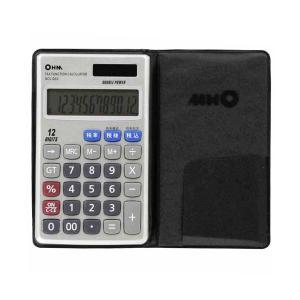 オーム電機 OHM 12桁手帳サイズ電卓 KCL-002|sutekihiroba
