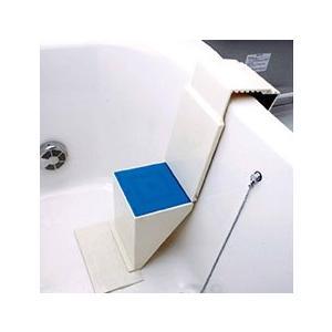 浴槽用ワンタッチステップ K7512 オフホワイト|sutekihiroba