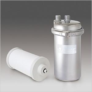 OAS-2 キッツマイクロフィルター オアシックス 家庭用浄水器 アンダーシンクI形 標準タイプ(カートリッジOASC-2内臓)|sutekihiroba