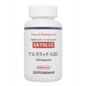 日本ファミリーケア アルスラック-GBC 180カプセル 賞味期限201809|sutekinacreo