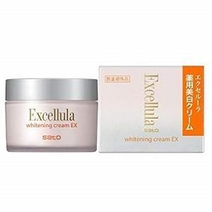 エクセルーラ ホワイトニングクリーム EX 50g 使用期限202102 sutekinacreo